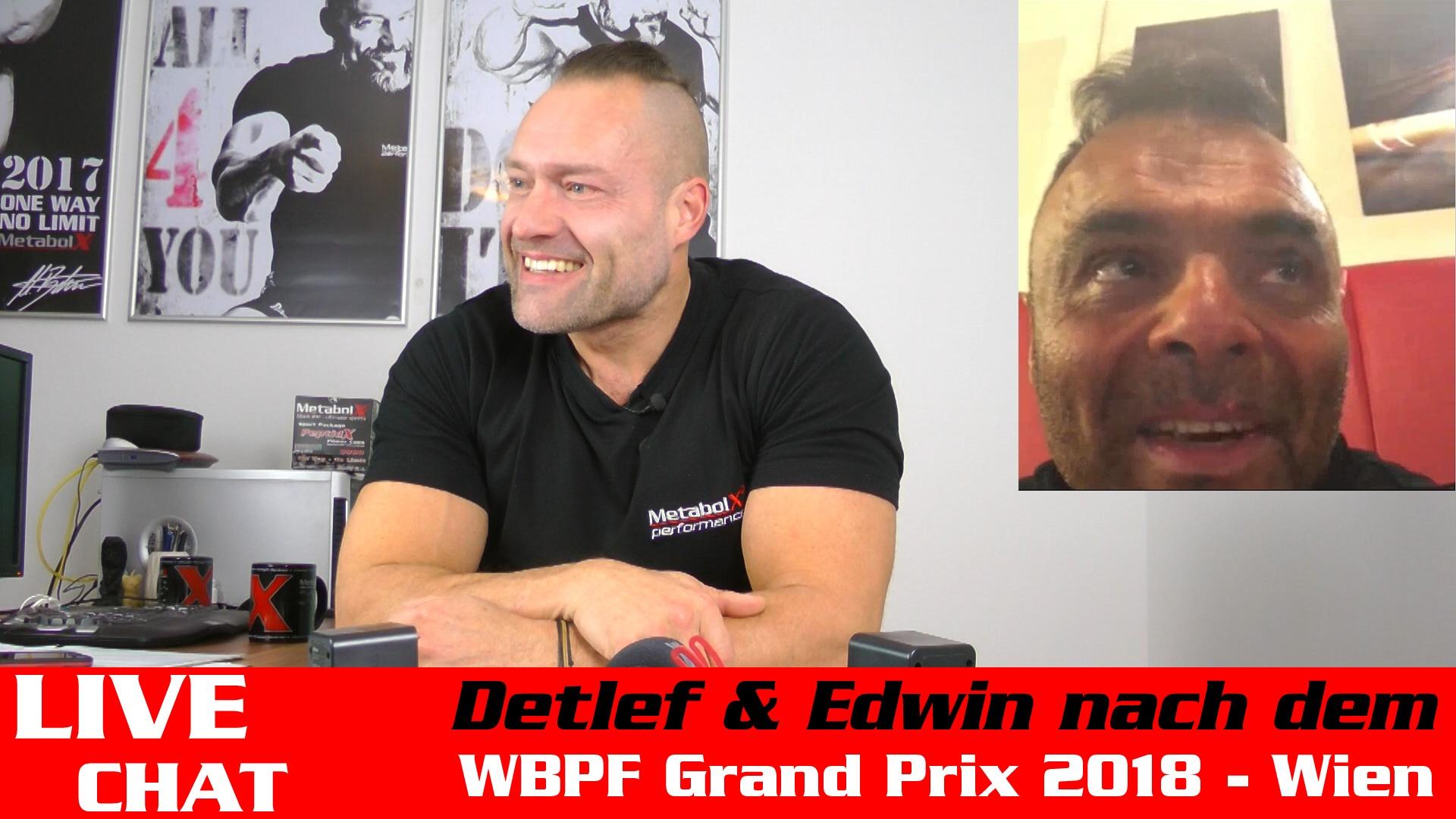 Grandprix Wien 2018 danach