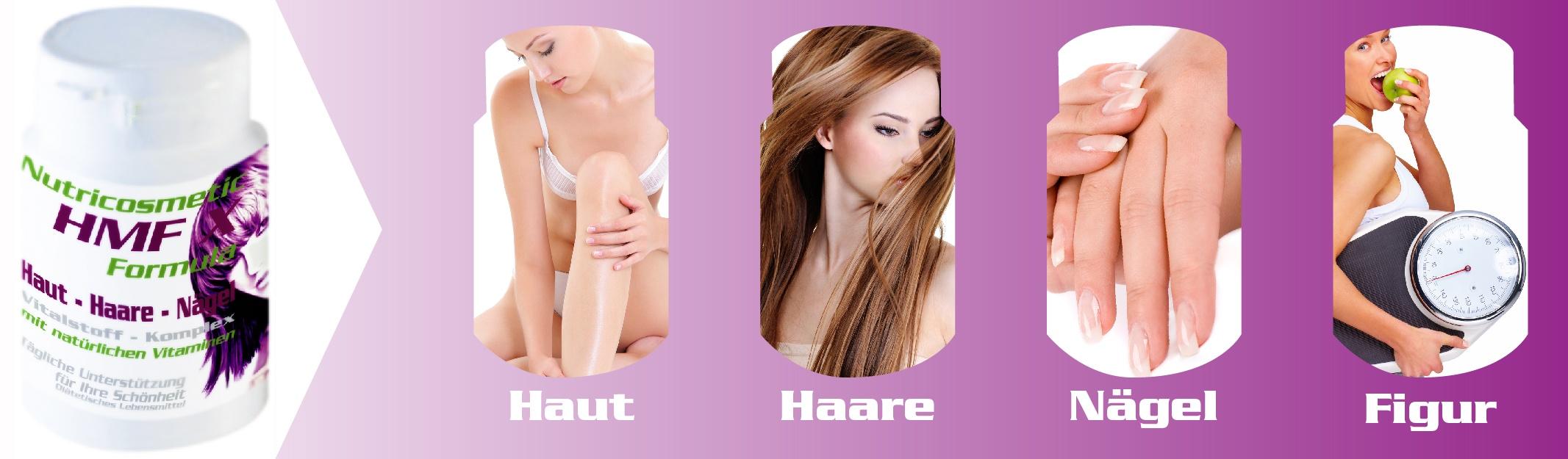 Unterstuetzung Hau - Haare - Naegel
