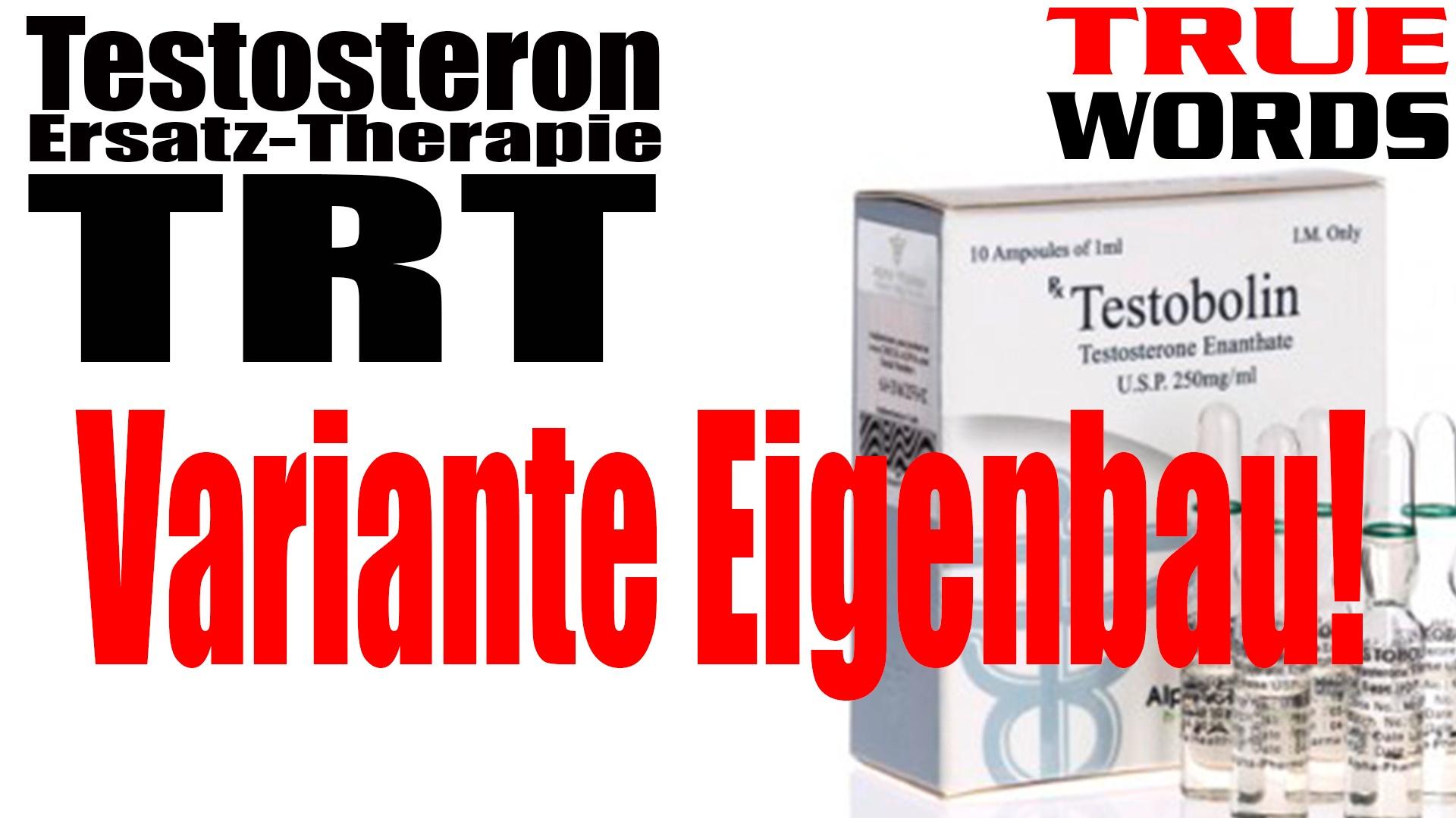 Video: TRT - Variante Eigenbau
